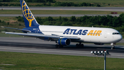 N662GT - Boeing 767-31A(ER) - Atlas Air