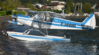 F-HHMB - Piper PA-18A-150 Super Cub - Private