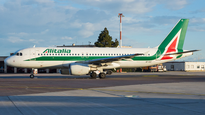 EI-EIC - Airbus A320-216 - Alitalia
