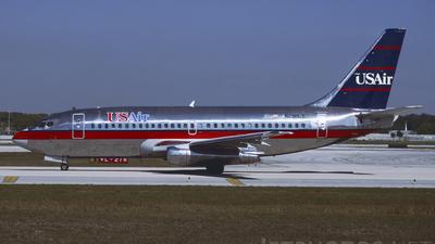 N238US - Boeing 737-296(Adv) - USAir