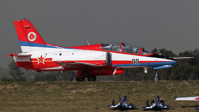 09 - Hongdu JL-8 - China - Air Force