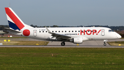 F-HBXF - Embraer 170-100STD - HOP! for Air France