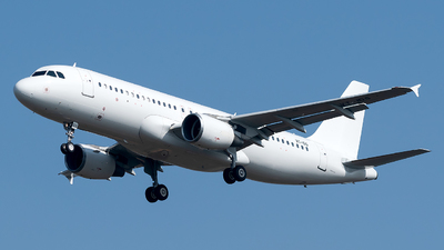 VT-IDS - Airbus A320-214 - Untitled