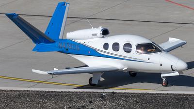 N474CG - Cirrus Vision SF50 - Private