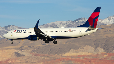 A picture of N895DN - Boeing 737932(ER) - Delta Air Lines - © Michael Rodeback