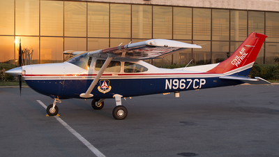 N967CP - Cessna 182T Skylane - United States - US Air Force Civil Air Patrol