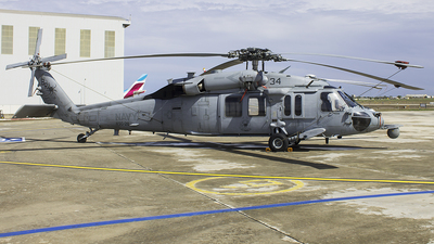 168573 - Sikorsky MH-60S Knighthawk - United States - US Navy (USN)