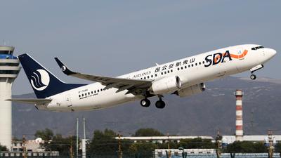 B-7668 - Boeing 737-85N - Shandong Airlines