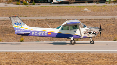 EC-FOO - Cessna 172N Skyhawk II - Private
