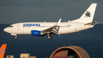 2-PGSI - Boeing 737-55D - Sideral Air Cargo