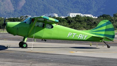 PT-AIY - Cessna 170A - Private