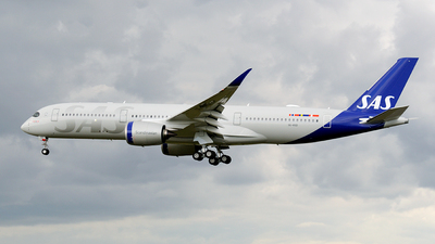 SE-RSD - Airbus A350-941 - Scandinavian Airlines (SAS)