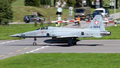 J-3094 - Northrop F-5E Tiger II - Switzerland - Air Force