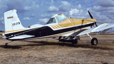 VH-EYN - Cessna A188B Ag Truck - Private
