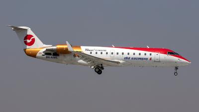 A picture of 9NAME - Mitsubishi CRJ200ER -  - © Gerrit Griem