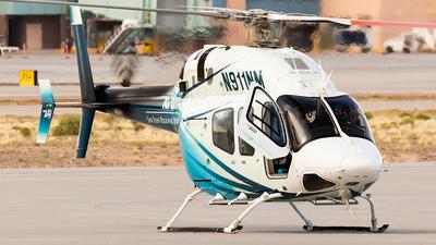 N911NM - Bell 429 Global Ranger - AirCare