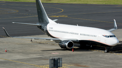 G-SWRD - Boeing 737-3L9 - 2 Excel Aviation