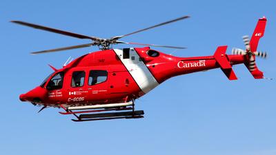 C-GCQG - Bell 429 Global Ranger - Canada - Coast Guard