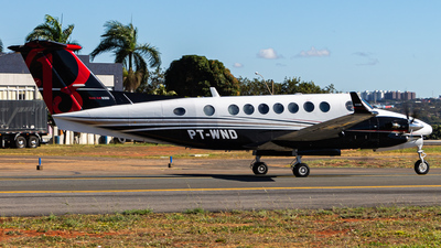 PT-WND - Beechcraft B300 King Air 350 - Private