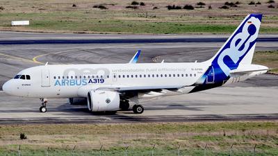 A picture of DAVWA - Airbus A319171N - Airbus - © Aditya Dwi Hardianto