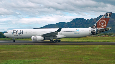 DQ-FJW - Airbus A330-343 - Fiji Airways