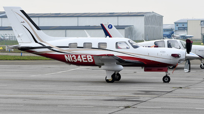 N134EB - Piper PA-46-500TP Malibu Meridian - Private