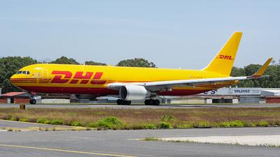 HP-3410DAE - Boeing 767-323(ER)(BCF) - DHL Aero Expreso