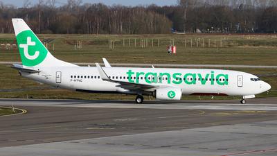F-HTVC - Boeing 737-8K2 - Transavia France