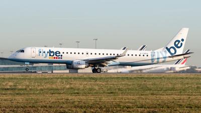 A picture of GFBEG - Embraer E195LR - [19000120] - © Richard Toft