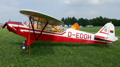 D-EDOH - Piper L-4H Cub - Private
