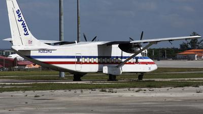 N383MQ - Short 360 - Skyway