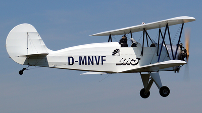 D-MNVF - Flugtechnik Herringhausen Vagabund - Private