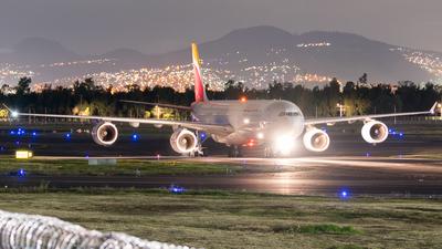 EC-JBA - Airbus A340-642 - Iberia