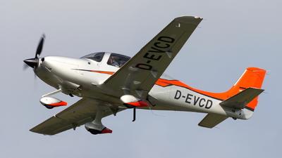 D-EVCD - Cirrus SR22T-GTS - Private