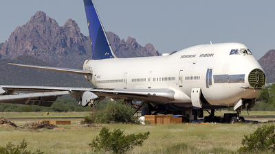 N663US - Boeing 747-451 - Untitled