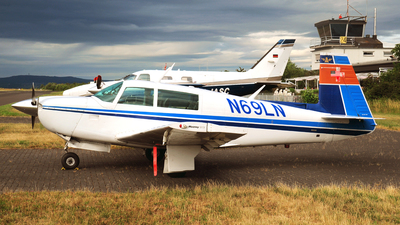 N69LN - Mooney M20J-201 - Private