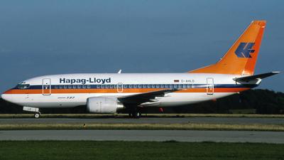 D-AHLD - Boeing 737-5K5 - Hapag-Lloyd
