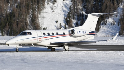 LN-HLM - Embraer 505 Phenom 300 - Private