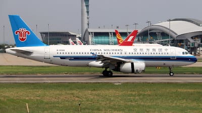 B-6588 - Airbus A320-232 - China Southern Airlines
