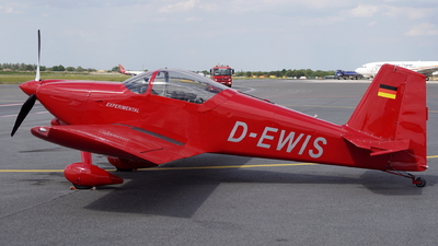 D-EWIS - Vans RV-6 - Private