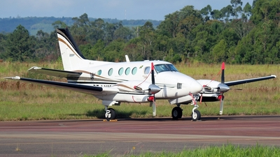 PT-LYK - Beechcraft C90A King Air - Private