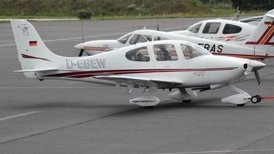 D-EBEW - Cirrus SR20 - Private