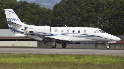 N679LG - Cessna 560XL Citation XLS Plus - Private