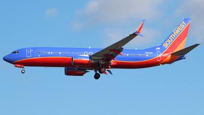 N8646B - Boeing 737-8H4 - Southwest Airlines