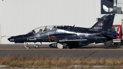 155205 - British Aerospace CT-155 Hawk - Canada - Royal Canadian Air Force (RCAF)