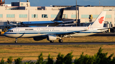 B-1876 - Airbus A321-231 - Air China