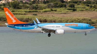 G-TAWO - Boeing 737-8K5 - Sunwing Airlines (TUI)