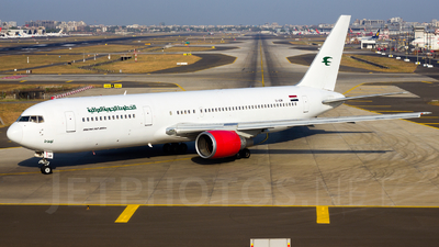YI-AQW - Boeing 767-3P6(ER) - Iraqi Airways