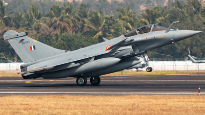 BS002 - Dassault Rafale EH - India - Air Force