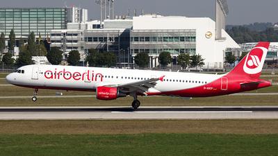 D-ABCF - Airbus A321-211 - Air Berlin